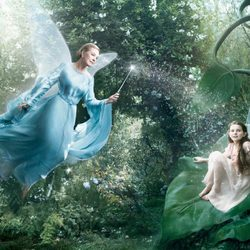 Julie Andrews y Abigail Breslin son las hadas del cuento de Disney 'Pinocho'