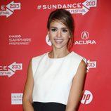 Jessica Alba en el Festival de Sundance 2013