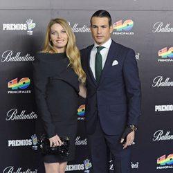 José María Manzanares y Rocío Escalona en los Premios 40 Principales 2012