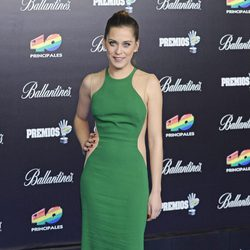 María León en los Premios 40 Principales 2012