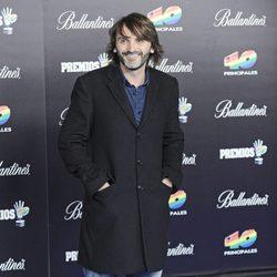 Fernando Tejero en los Premios 40 Principales 2012