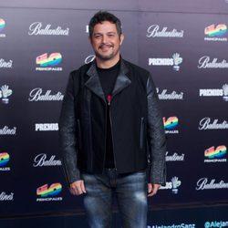 Alejandro Sanz en los Premios 40 Principales 2012
