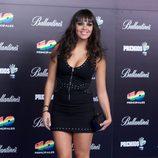 Cristina Pedroche en los Premios 40 Principales 2012