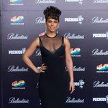 Alicia Keys en los Premios 40 Principales 2012