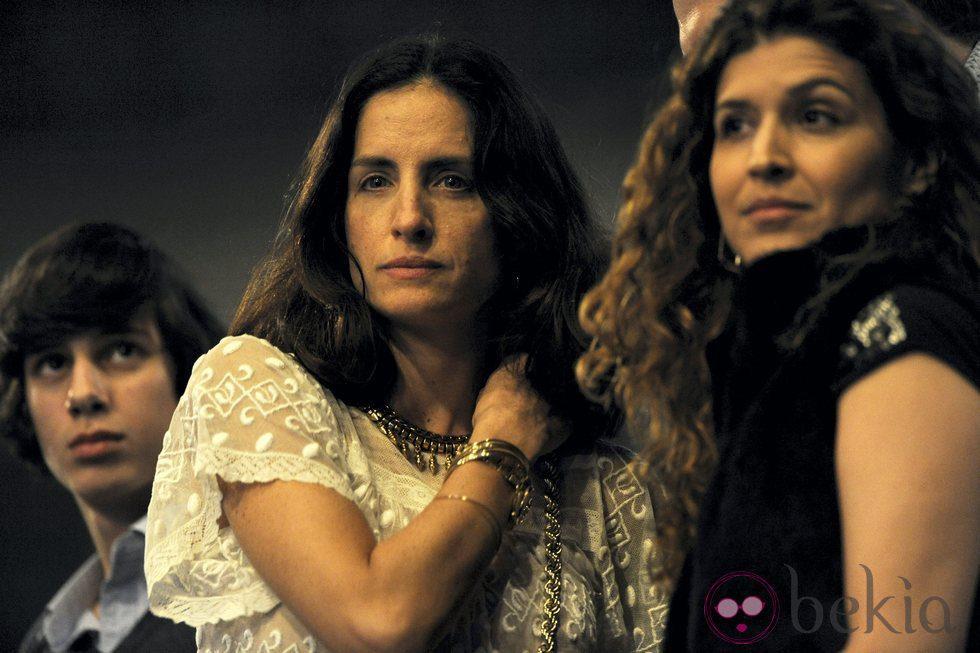 Carolina Adriana Herrera en los Premios 40 Principales 2012