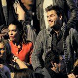Lorena Castell y Maxi Iglesias en los Premios 40 Principales 2012