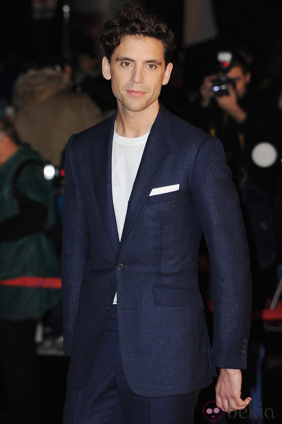 Mika en los NRJ Music Awards 2013