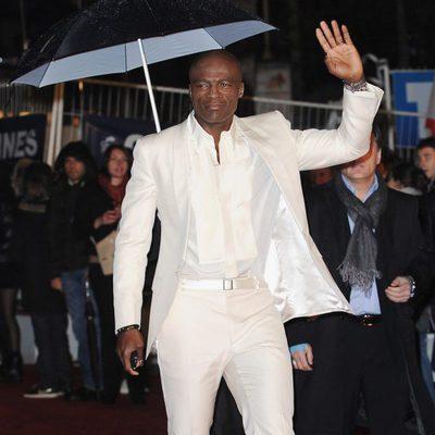 Seal en los NRJ Music Awards 2012