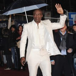 Seal en los NRJ Music Awards 2012