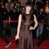Carly Rae Jepsen en los NRJ Music Awards 2013