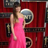 Lea Michele en los Screen Actors Guild Awards 2013