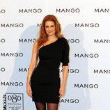 Olivia de Borbón en el desfile de Mango primavera/verano 2013 de la 080 Barcelona Fashion