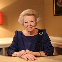 La Reina Beatriz de Holanda anuncia su abdicación