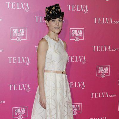 Raquel Sánchez Silva en los Premios Telva de Belleza 2013