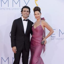 Ashley Judd y Dario Franchitti