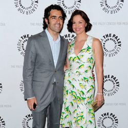 Ashley Judd y su marido Dario Franchitti