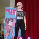 La cantante Perrie Edwards