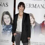 Maribel Verdú en el estreno de la obra de teatro 'Hermanas'