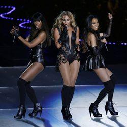 Beyoncé, Kelly Rowland y Michelle Williams: Destiny's Child en la Super Bowl 2013