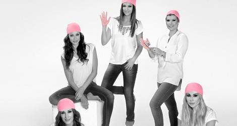Marta Sánchez, Malú, Eva González, Terelu Campos y Úrsula Corberó, contra el cáncer de mama