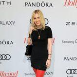 Natasha Bedingfield en la fiesta tras el almuerzo de los nominados a los Oscar 2013