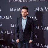 Juan Antonio Bayona en el estreno de 'Mamá'
