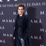 Marc Clotet en el estreno de 'Mamá'