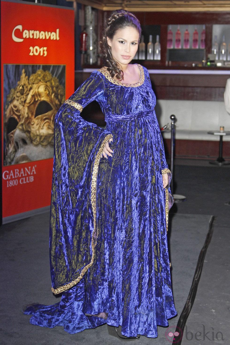 Mireia Canalda en una fiesta de disfraces de Carnaval - Famosas en ...