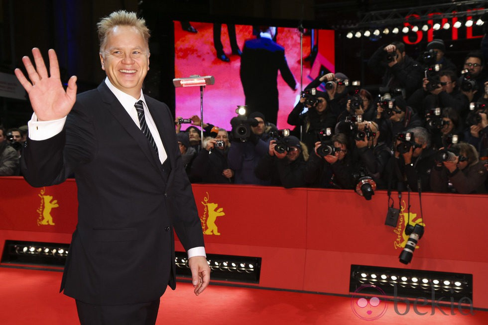 Tim Robbins en la apertura de la 63 edición de la Berlinale
