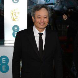 Ang Lee en la alfombra roja de los BAFTA 2013