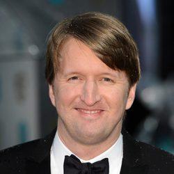 Tom Hooper en la alfombra roja de los BAFTA 2013