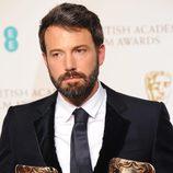 Ben Affleck gana los premios a mejor director y película en los BAFTA 2013