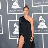 Jennifer Lopez en los Grammy 2013