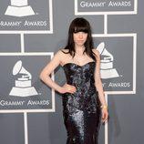 Carly Rae Jepsen en los Grammy 2013
