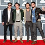 Mumford & Sons en los Grammy 2013