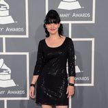 Pauley Perrette en los Grammy 2013