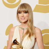 Taylor Swift en los Grammy 2013