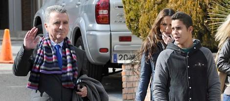 José Ortega Cano tras ser padre de nuevo con sus hijos José Fernando y Gloria Camila