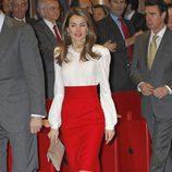 La Princesa Letizia en la entrega de acreditaciones a los Embajadores de la Marca España