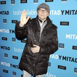 Santiago Segura en el estreno de 'Mitad y mitad'