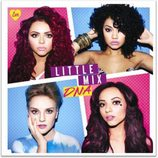 Portada de 'DNA', primer disco de Little Mix