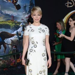 Michelle Williams en el estreno de 'Oz, un mundo de fantasía' en Los Ángeles
