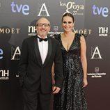 Fernando Guillén Cuervo y Ana Milán en los Goya 2013