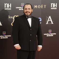 Joaquín Núñez en los Goya 2013