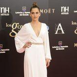 María León en los Premios Goya 2013