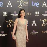 Nadia de Santiago en los Premios Goya 2013