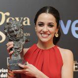 Macarena García, Goya a la Mejor Actriz Revelación 2013
