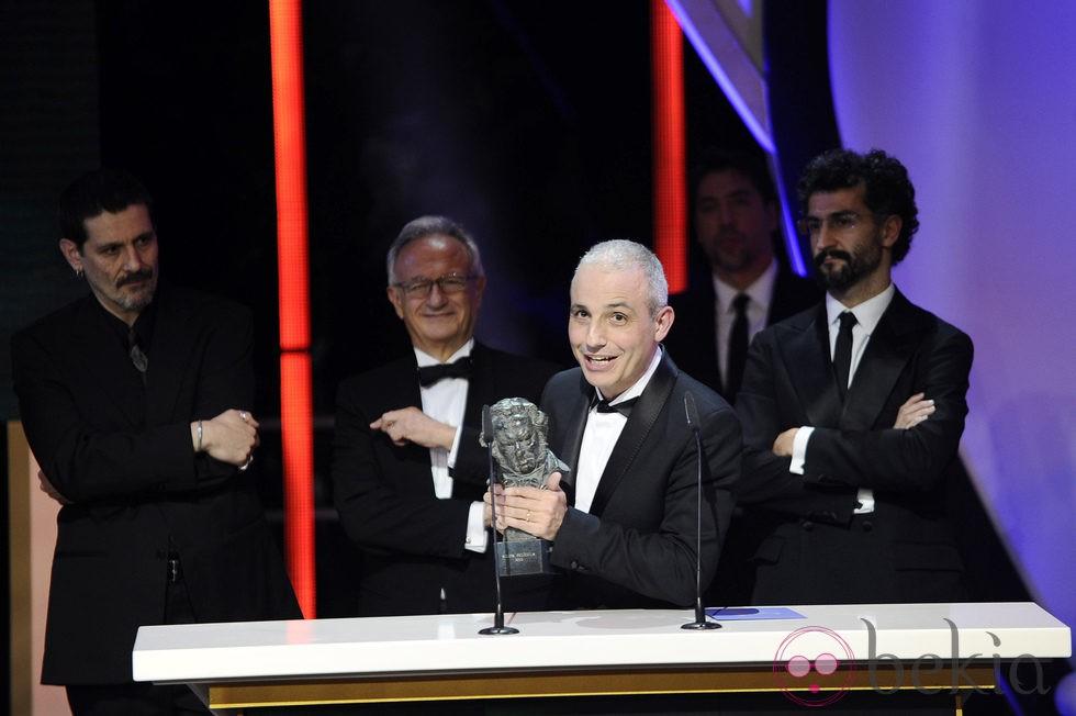 Blancanieves, Goya 2013 a la Mejor Película