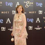 Assumpta Serna en los Premios Goya 2013