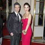Ernesto Alterio y Juana Acosta en la fiesta posterior a los Premios Goya 2013